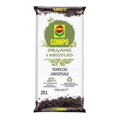 COMPO ORGANIC E RECYCLED UNIVERSALE LT 20