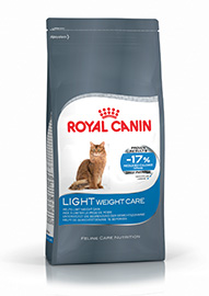 LIGHT WHEIGHT CARE kg 10 GATTO ROYAL CANIN