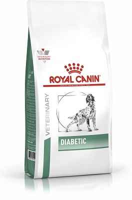 DIABETIC DOG V-DIET KG.1,5 ROYAL CANIN