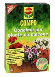 COMPO CONCIME BALCONI KG.1