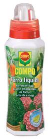COMPO FERRO LIQUIDO 500 ML.