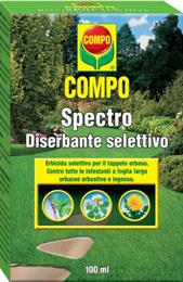 COMPO ERBICIDA SPECTRO 100 ML.*13651*