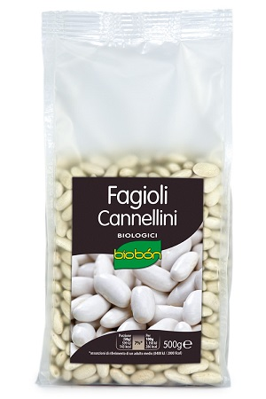 FAGIOLI CANNELLINI BIOLOGICI GR.500
