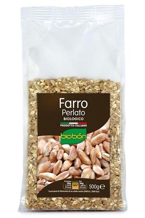FARRO BIOLOGICO GR.500