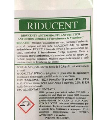RIDUCENT GR.250