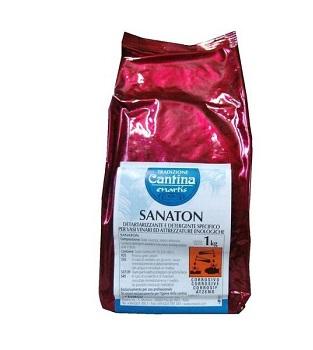 DETARTARIZZANTE PER ATTREZZATURE ENOLOGICHE SANATON 1 kg