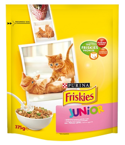 FRISKIES JUNIOR GATTO GR.375