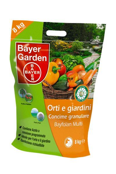 BAYFOLAN MAXX ORTI E GIARDINI KG.4