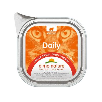 ALMO DAILY  CATS G.100 MANZO
