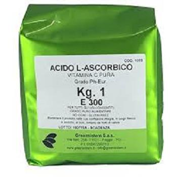 ACIDO L-ASCORBICO kg 1 ANTIOSSIDANTE