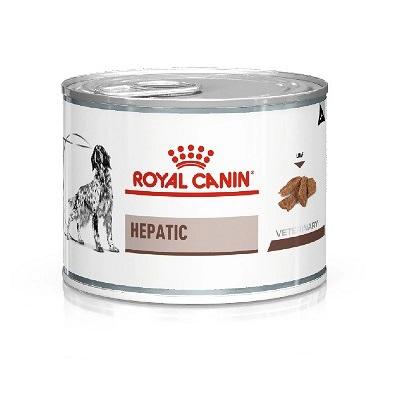 HEPATIC DOG WET GR.200 ROYAL CANIN