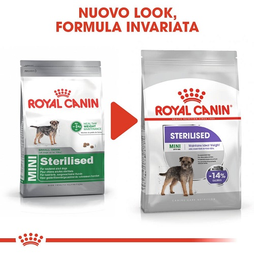 MINI STERILISED KG.3 ROYAL CANIN