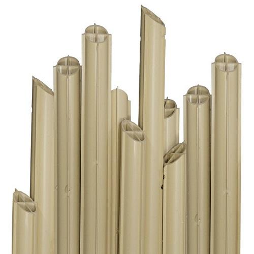 CANNA PLASTICA mm 27 CM.210 altezza