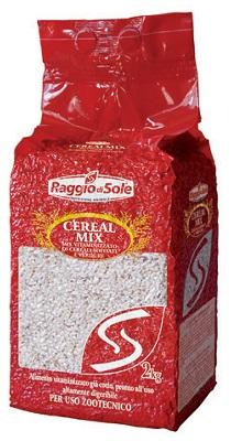 CEREAL MIX KG.2 RAGGIO DI SOLE