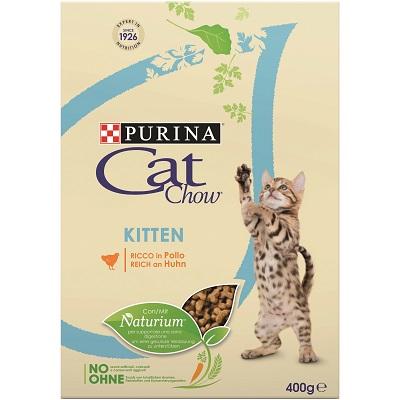 CAT CHOW KITTEN GR.400