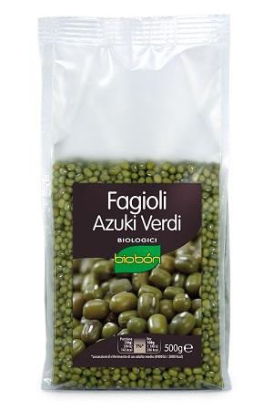FAGIOLI AZUKI VERDI BIO GR.500