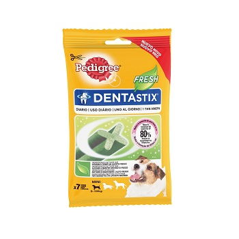 DENTASTIX FRESH SMALL X 7 PZ