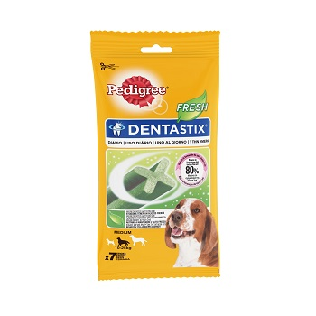 DENTASTIX FRESH MEDIUM X 7 PZ