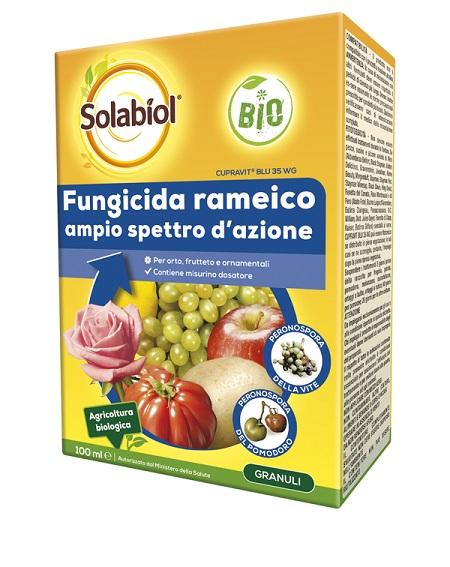CUPRAVIT BLU 35 WG *15514*  gr 100 FUNGICIDA RAMEICO