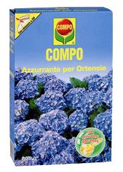 COMPO AZZURRANTE ORTENSIE GR.800