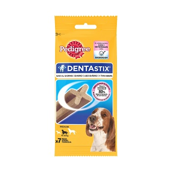 DENTASTIX  MEDIUM X 7 PZ.