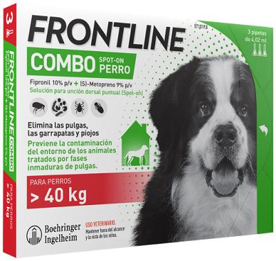 FRONTLINE SPOT ON CANE TAGLIA  XL