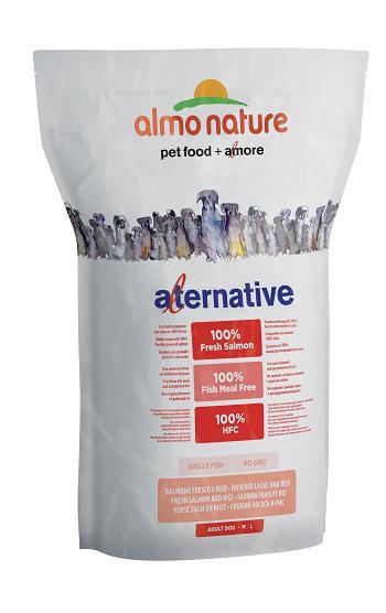 ALMO ALTERNATIVE MEDIUM LARGE SALMONE KG.3,75